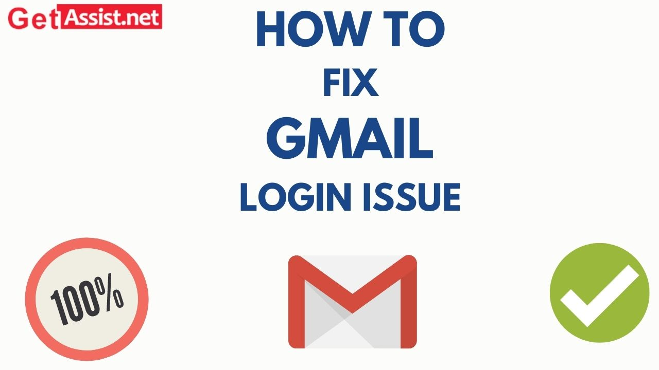 Gmail login issues fixed