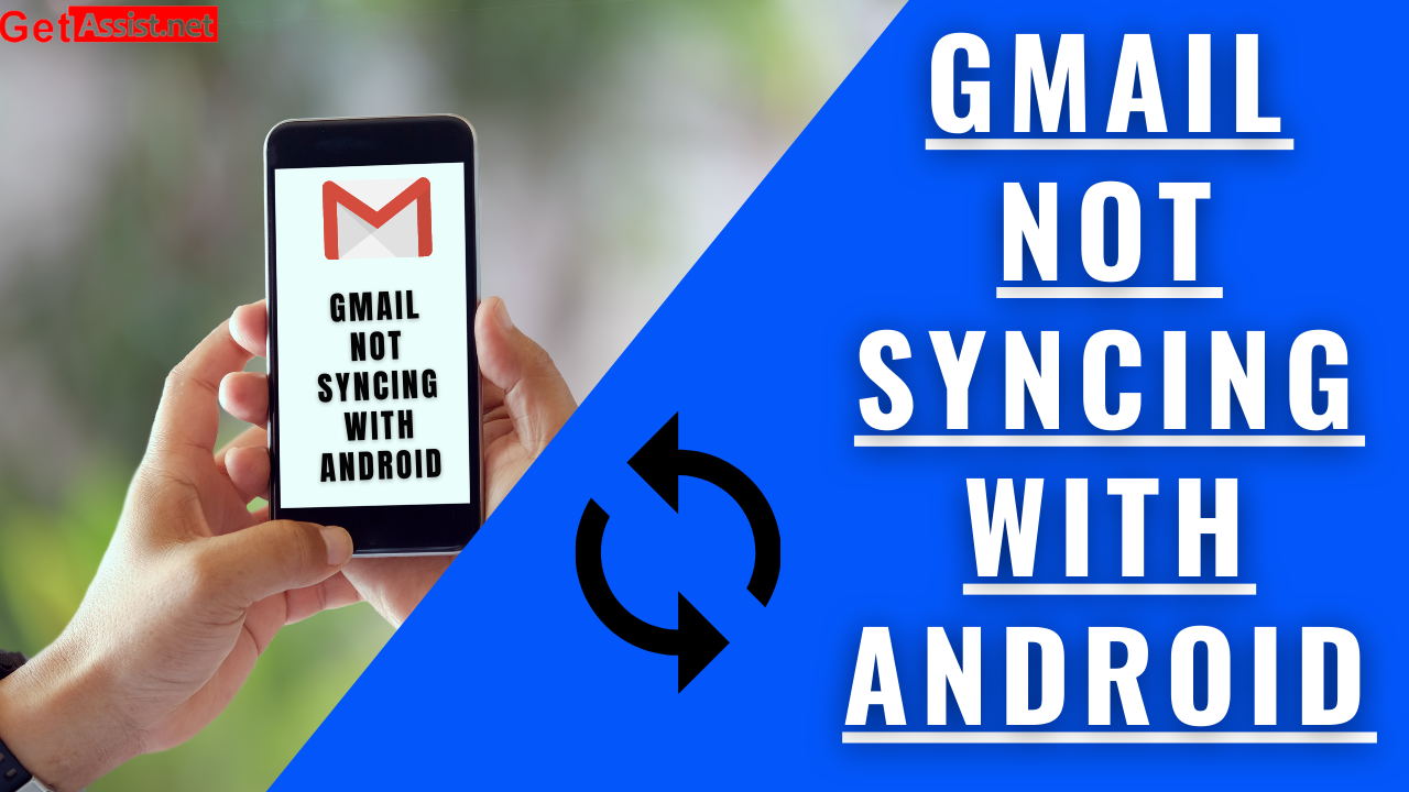 Gmail not syncing problem solved on android